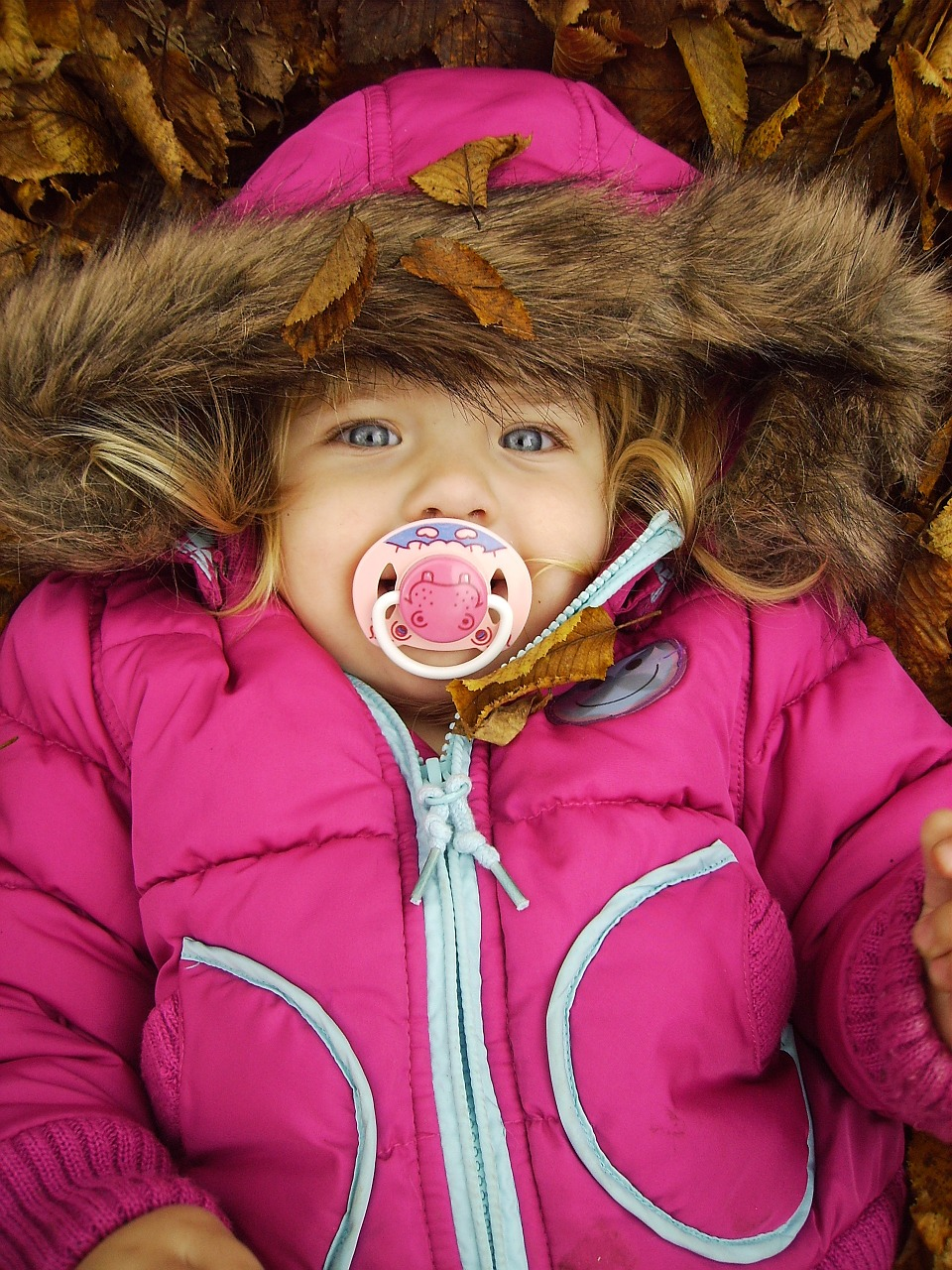 baby in cold weather