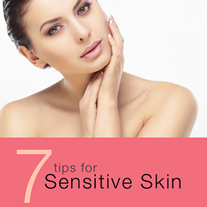 Sensitive skin care