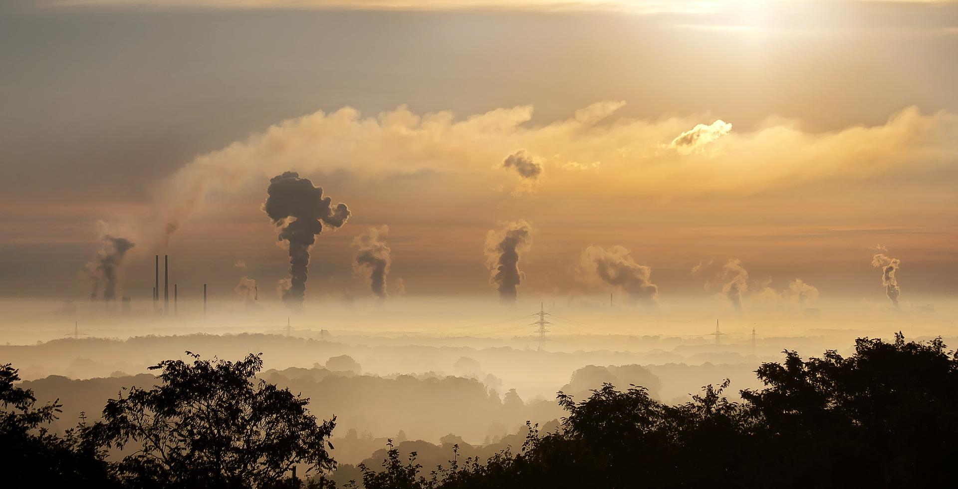 pollution, smog