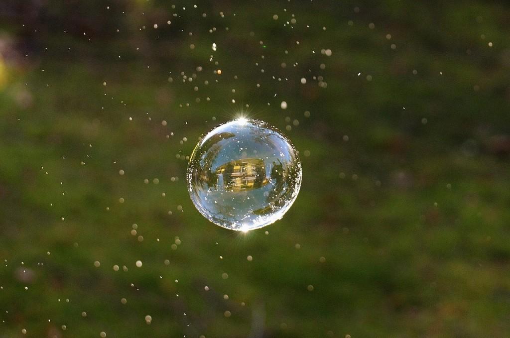 soap, bubble
