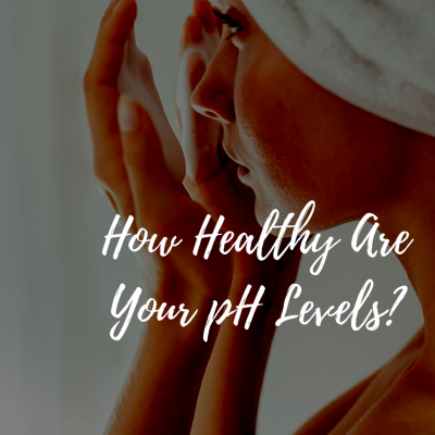 Healthy skin pH